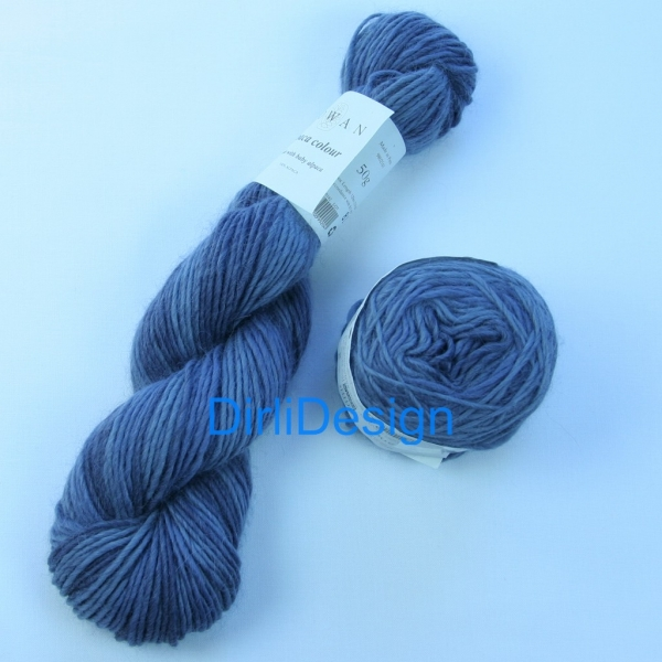 Rowan alpaca color graphite